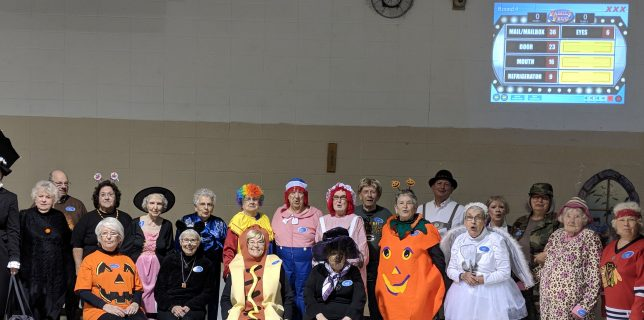 Lake Villa Township Halloween Lunch